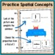 Prepositions Adapted Book: Where is the Monster? (Autism &