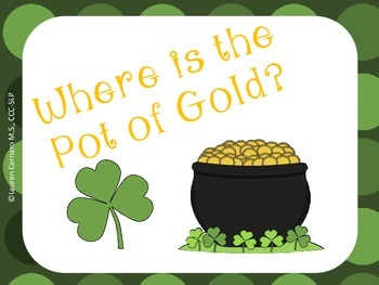 Where is the Pot of Gold?