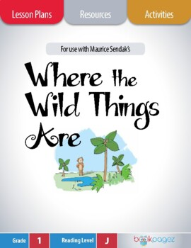Where the Wild Things Are Lesson Plans & Activities Packag