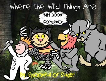 Where the Wild Things Are (Mini Book Companion)