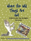 Where the Wild Things Are Unit {Common Core Aligned}