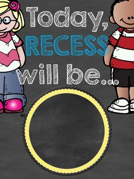 Where's Recess? Poster Set