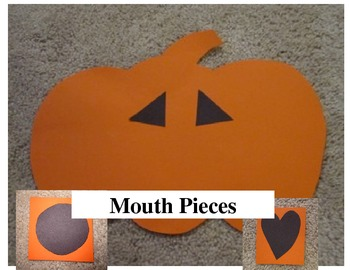 Where's the Pumpkin Mouth?