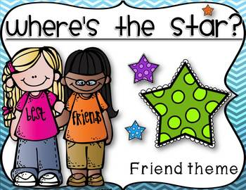 Where's the star position with friends
