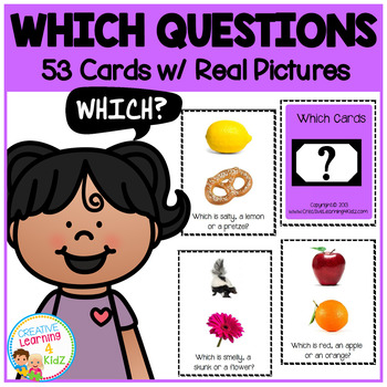 Which Question Cards