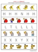 Which is Different?  preschool fun pages