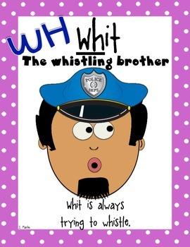 Whistling Whit (for Deborah)