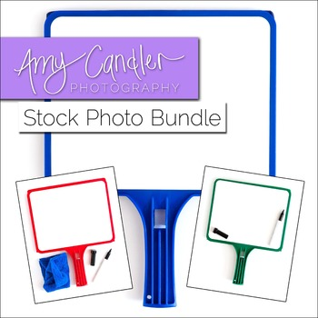 White Board Photo Bundle // 6 color choices!