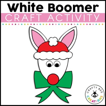 White Boomer Cut and Paste