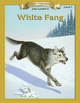 White Fang RL1.0-2.0 flip page EPUB for iPads, iPhones or similar