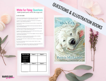 White Fur Flying -85 Literal Questions & Read Aloud Handouts