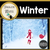 White Wonderful Winter: Thematic Common Core Curricular Es