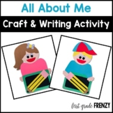 All About Me Craftivity