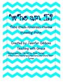 Who Am I? -American Heroes