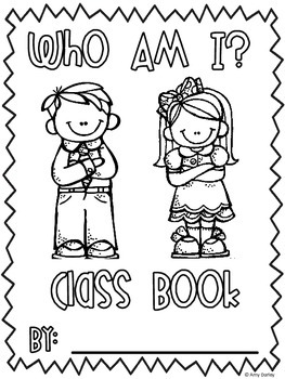 Who Am I Class Book