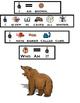 Who Am I? I'm A Zoo Animal Color Flap book & BW printable