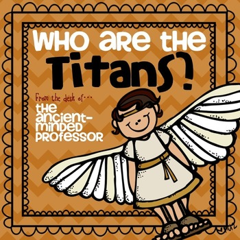 Who Are the Titans? A PowerPoint Introduction