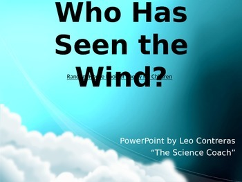 """""""Who Has Seen the Wind?"""" Poem"""