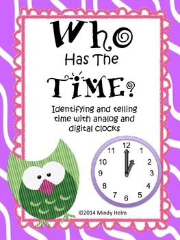 Who Has the Time?