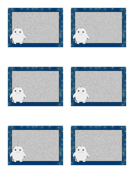 Who Inspired Adipose Blank Labels