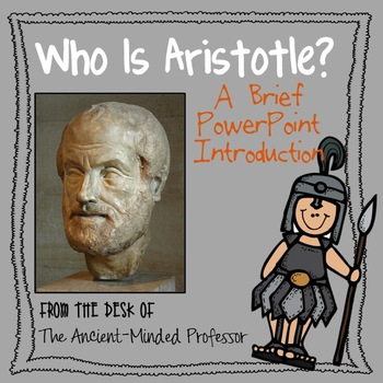 Who Is Aristotle?