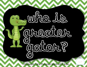 Who Is Greater Gator?