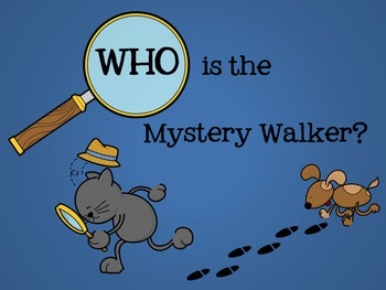 Who Is the Mystery Walker?