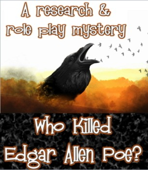 Who Killed Edgar Allen Poe Project