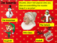 Who Slayed Santa? Christmas Murder Mystery Creative Writing Story
