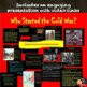 COLD WAR - Who Started the Cold War? Power Point  /Primary
