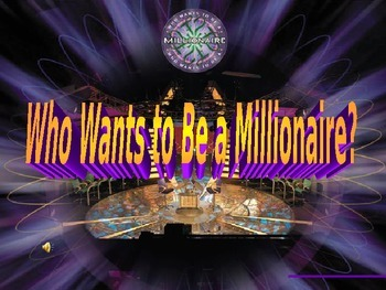 Who Wants to be a Millionaire U.S. Imperialism Review Game