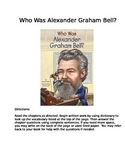 Who Was Alexander Graham Bell? biography questions and key