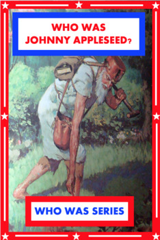 Who Was Johnny Appleseed? Book Unit