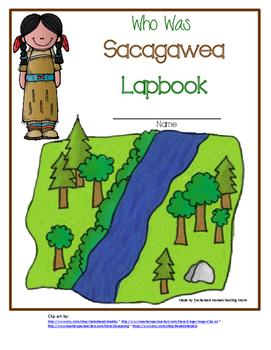 Who Was Sacagawea Lapbook