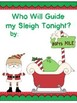 Who Will Guide my Sleigh Tonight? Class Book