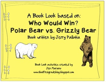Who Would Win? Polar Bear vs Grizzly Bear-A Close Reading