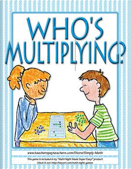 Who's Multiplying?