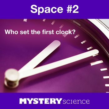 Space NGSS:Earth's Rotation & Time ❤ BUNDLE:Activity, Read