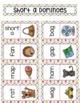 Short Vowel Phonics Domino Game