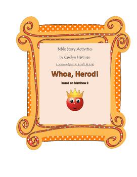 Whoa, Herod!