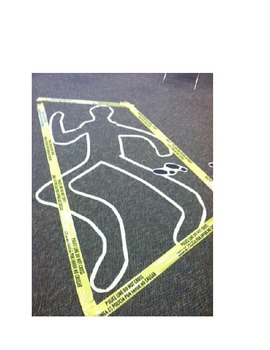 Whodunnit?  ELA Mystery Unit for Critical Thinking, Readin