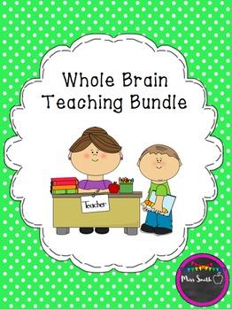 Whole Brain Teaching Bundle
