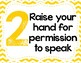 Whole Brain Teaching Class Rules Poster Set