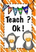 Whole Brain Teaching Posters, Rules & Scoreboards.