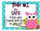 Whole Brain Teaching Rules (Adapted for PBIS Initiative)