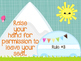 Whole Brain Teaching Rules: Camping in the Mountains Theme