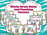 Whole Brain Teaching Rules and Procedures - Jungle Theme