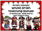 Whole Brain Teaching, Super Improvers Wall, Pirate Theme
