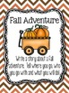 Whole Class Writing Journal Covers { Fall Edition }