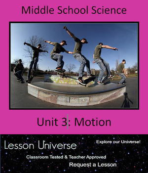 Unit 3: Physical Science Unit on Motion